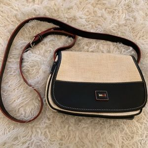 Tommy Hilfiger cross body purse